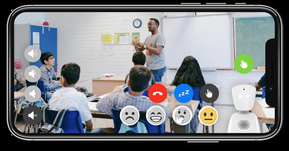 Leen een robot scholen